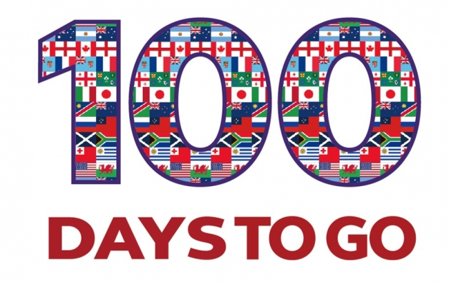 100 Days To Go Event