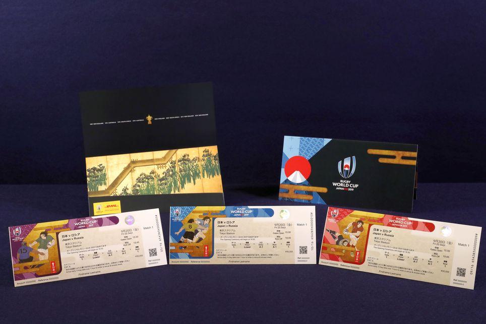 チケットデザイン