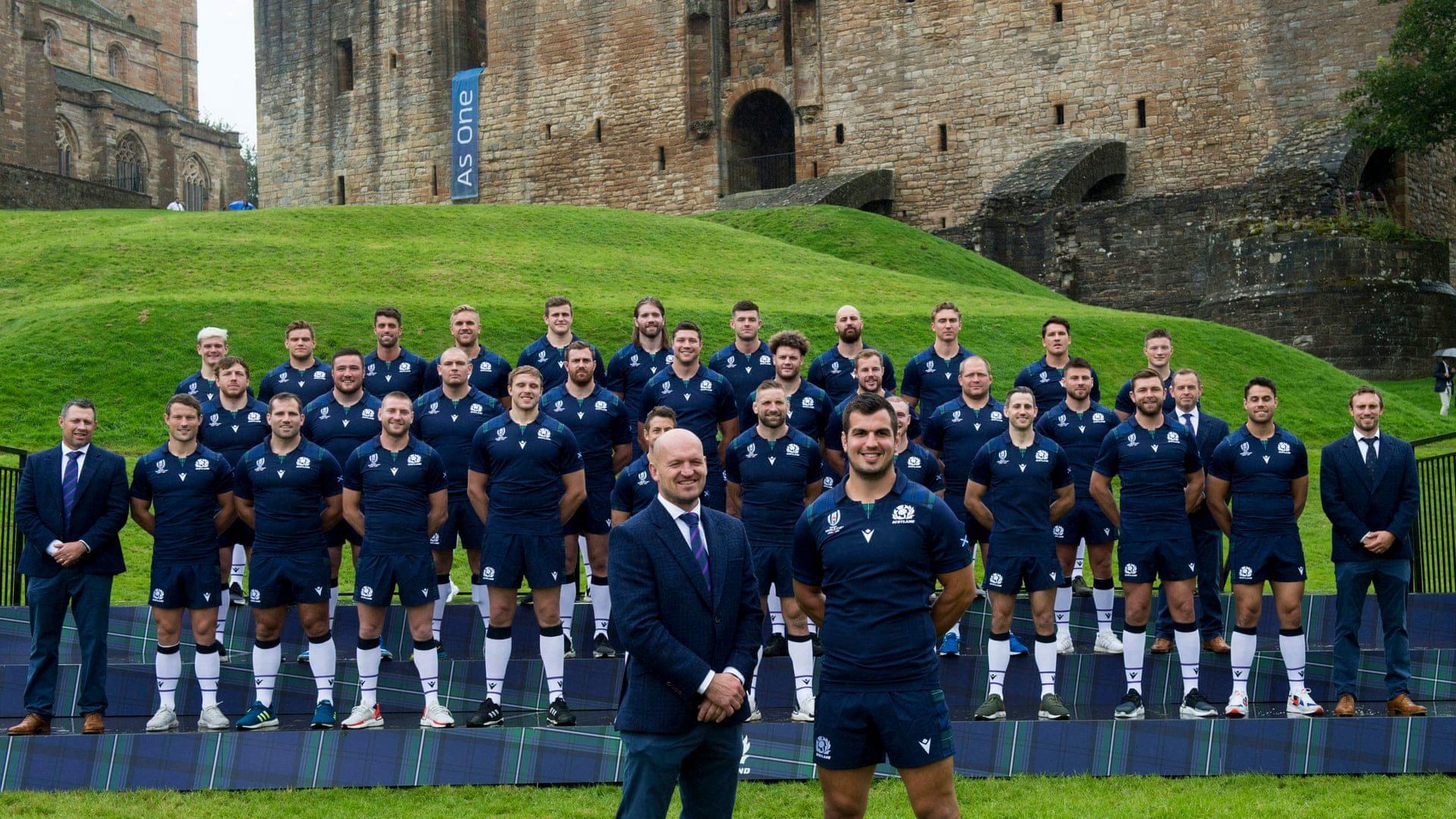 スコットランドとアイルランドのメンバー