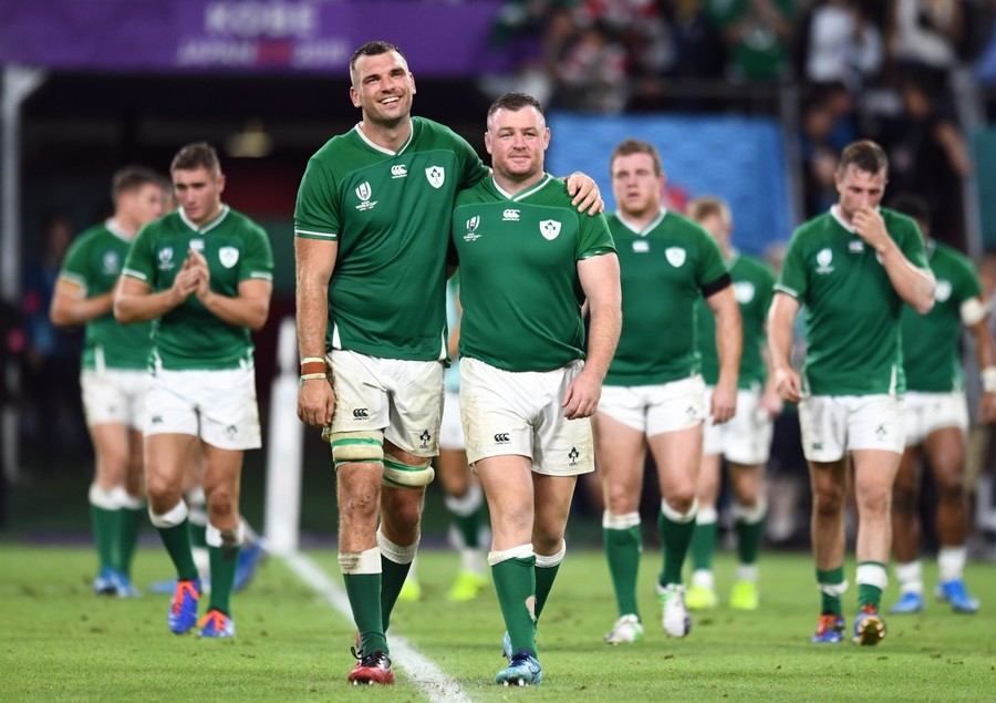 生き返ったフィジー、強いアイルランド