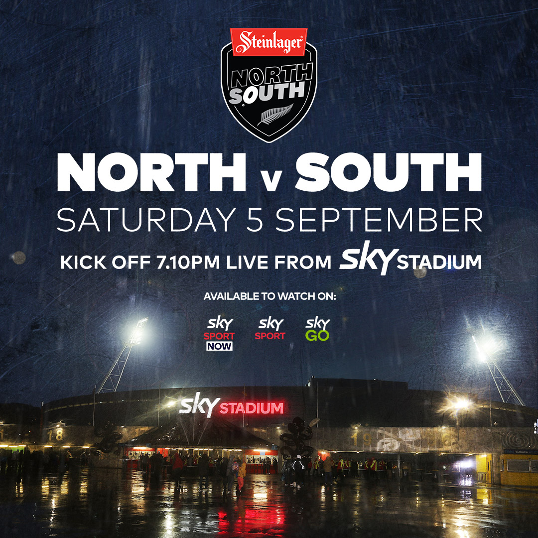 NORTH V SOUTH MATCH