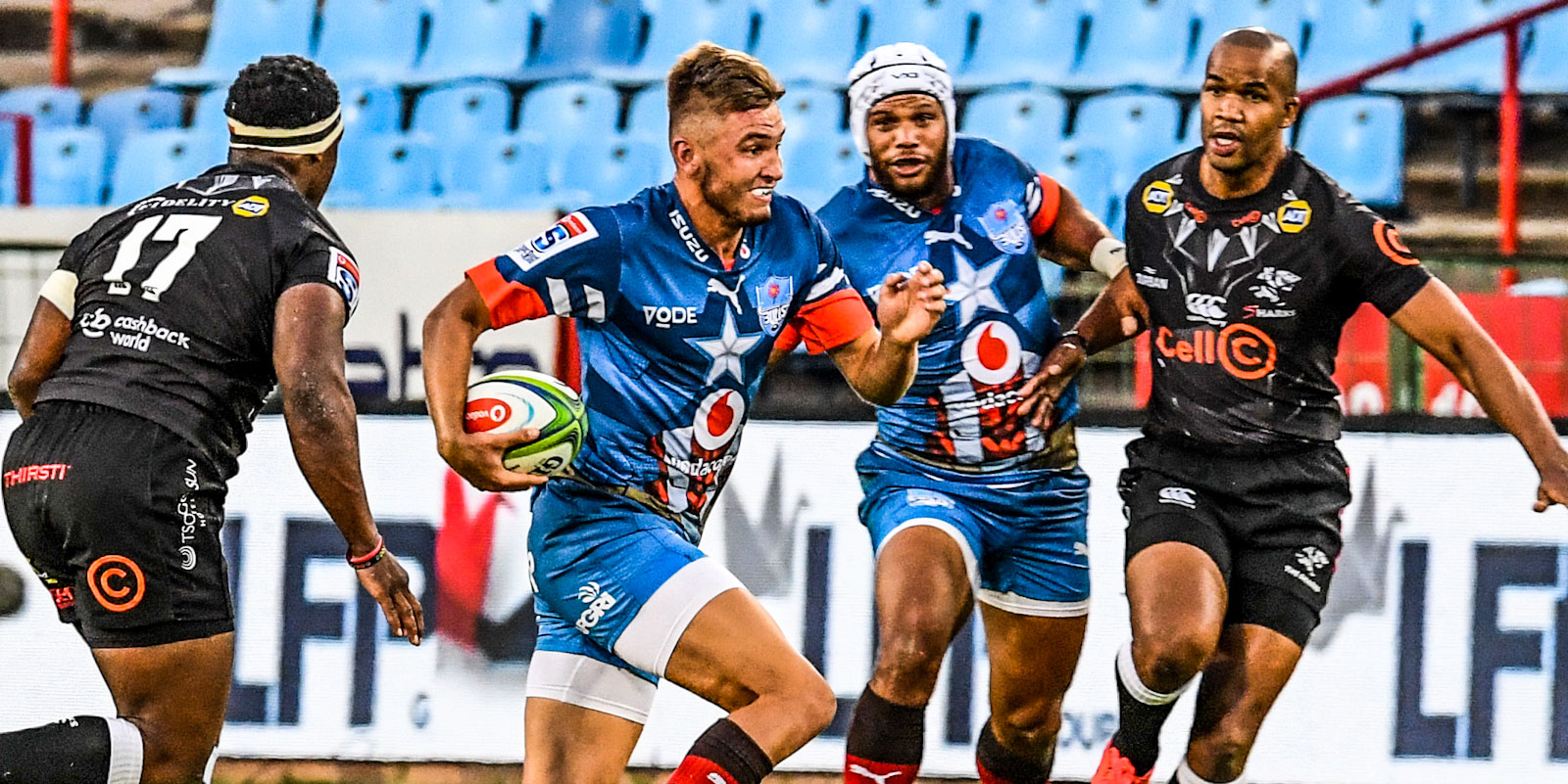 Vodacom Super Rugby gets Unlocked!