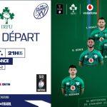 フランスVSアイルランド2020