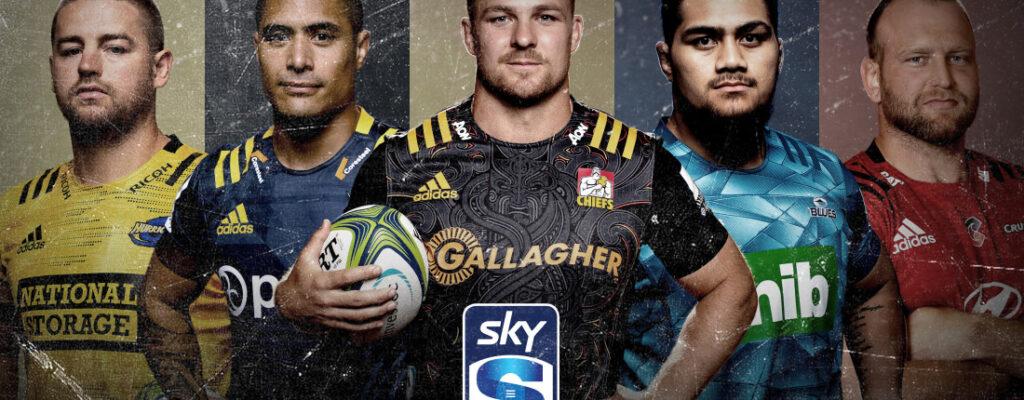 2021 Sky Super Rugby Aotearoa