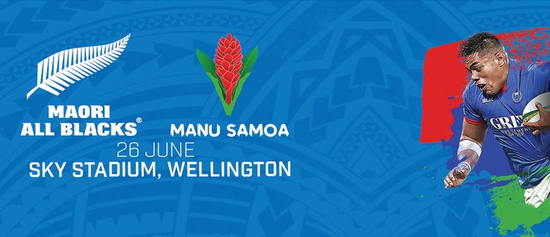 Samoa v Maori All Blacks